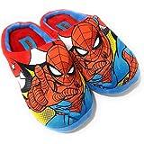 Zapatillas Spiderman de Estar por Casa - Zapatillas Spiderman Marvel Pantuflas para Niños