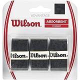 Wilson Grip Impugnatura Advantage Overgrip, Unisex, 3 Unità