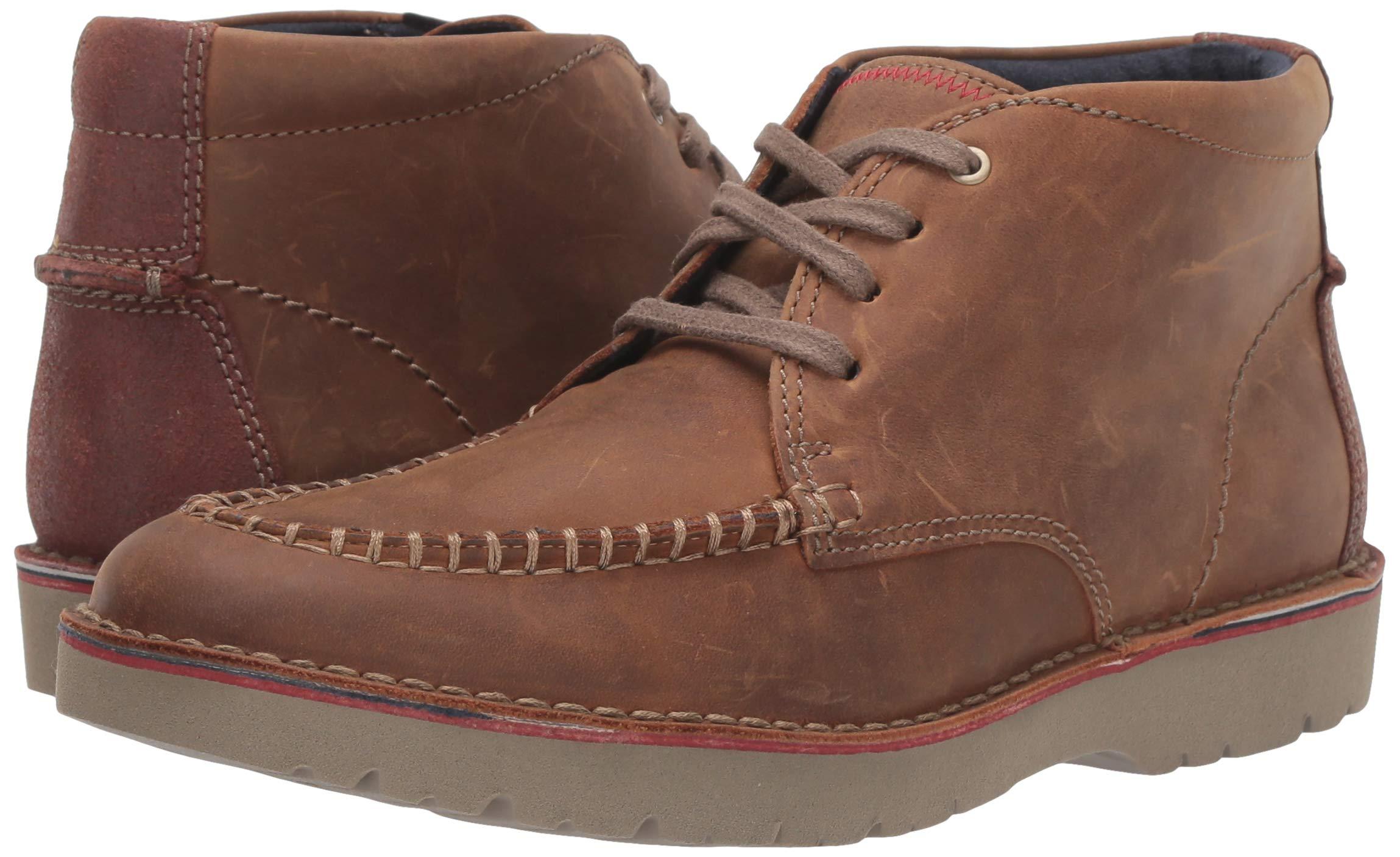 Clarks Men's Vargo Apron Ankle Boot 6