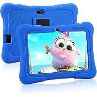 Pritom 7 inch Kids Tablet | Quad Core Android,16GB ROM | WiFi,Bluetooth,Dual…