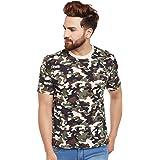 VISAVI Round Neck T-Shirt For Men