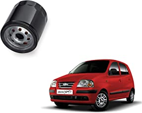 Oil filters buy oil filters online at best prices in india amazon auto spare world engine oil filter for hyundai santro xing 2007 2014 petrol set of fandeluxe Image collections