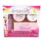 Brilliant Skin Essentials Kojic Rejuvenating Facial Set
