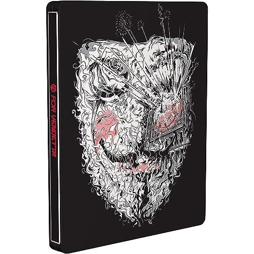 V per Vendetta – Mondo Steelbook ( Blu Ray)