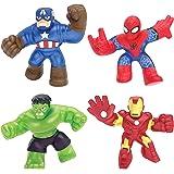 Goo Jit Zu- Marvel 4 Pack, 37260