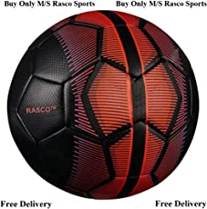 RASCO Black Mercury 32 Panel Football (Size-5)