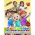 Cocomelon Libro Para Colorear: Cocomelon 2021 Animación Para Colorear Con Las Mejores Imágenes No Oficiales