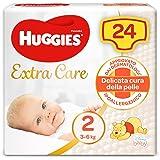 Huggies baby, maat 2 (3 – 6 kg), 24 luiers