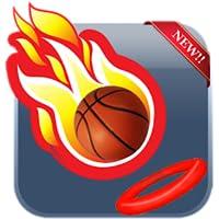 Flappy Ball Dunk through the Basket
