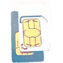 Dual SIM card reader