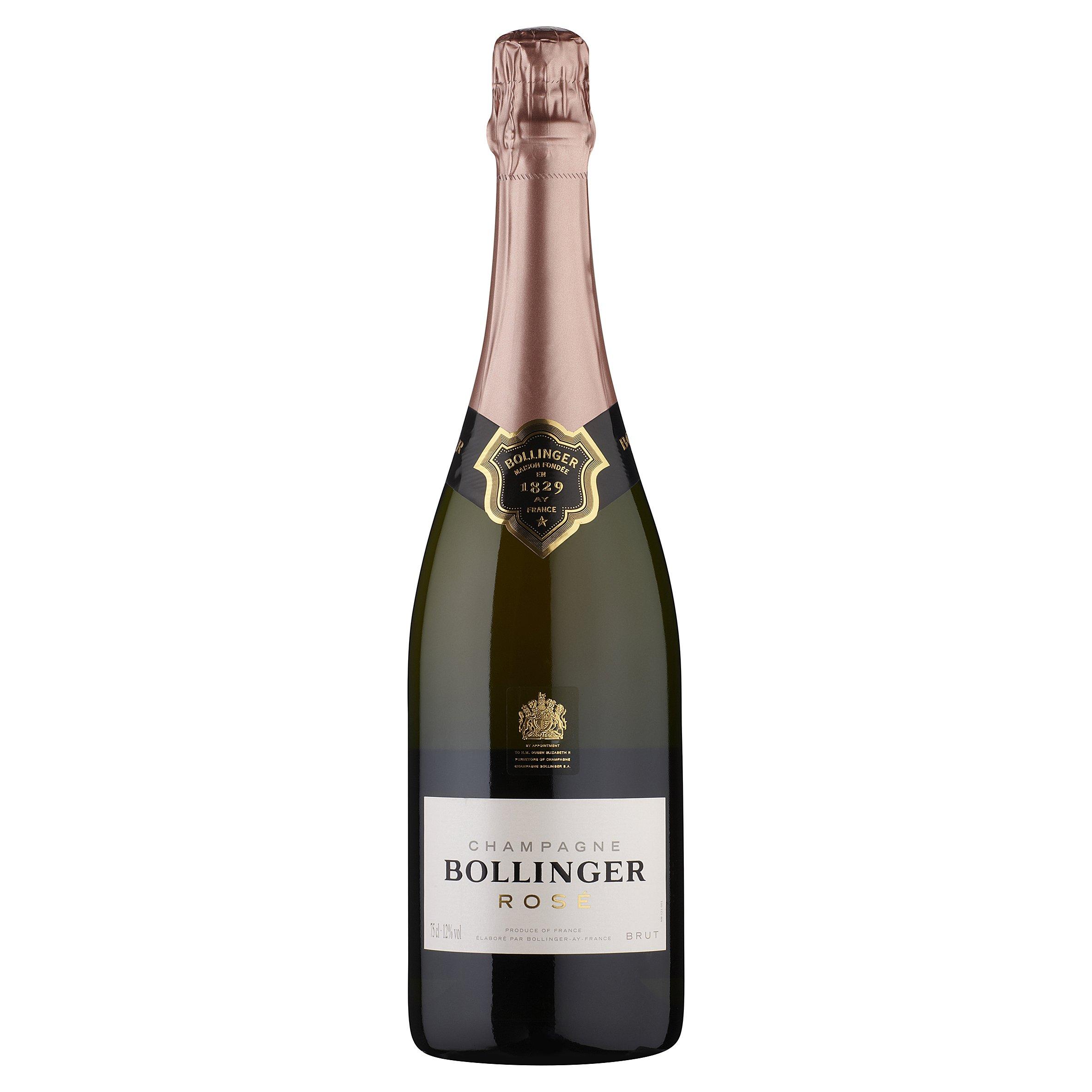Bollinger Rose Champagne Non Vintage 75 cl