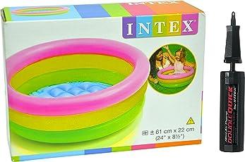 INTEX Bath TUB Combo Offer 2ft TUB+ INTEX AIR Pump Hurry Buy!!!!!