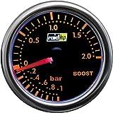 Raid Hp 660252 Öldruckanzeige Zusatzinstrument Night Flight Rot Auto