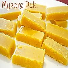 Ghasitaram Gifts Diwali Gifts Soft Mysore Pak 200 gms