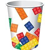 Creative Converting tasses en papier fête, 8 pièces,266 ml