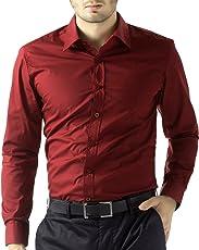 Being fab Men's Cotton Casual Shirt