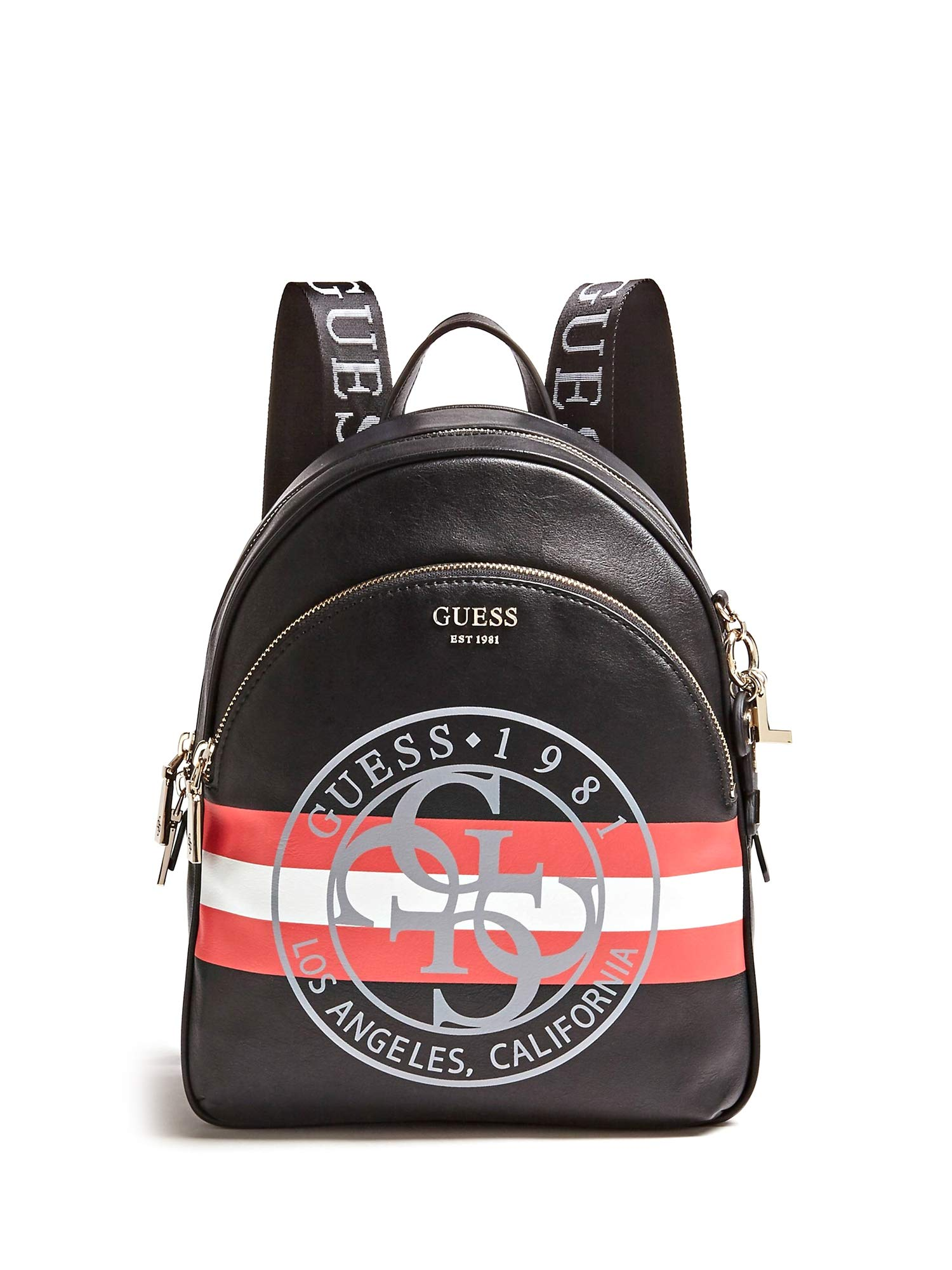 71aTQbaLxdL - Guess DETAIL LARGE BACKPACK