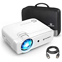 VANKYO Leisure 430 Mini Beamer, 5000 Lumen Heimkino Beamer, Support 1080P Full HD mit 60000 Stunden LED, kompatibel mit…