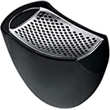 Alessi Grater, stainless_steel, Black