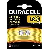Duracell LR54 alkaline knoopcel