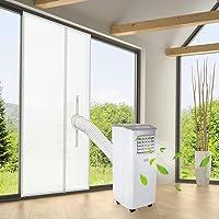 REDTRON Türabdichtung für mobile Klimageräte, Klimaanlagen, Wäschetrockner, Ablufttrockner, Hot Air Stop mit…
