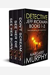 DETECTIVE JEFF RICKMAN BOOKS 1–3 three totally gripping crime mysteries box set Kindle Edition