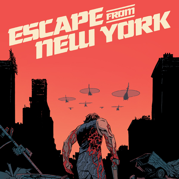 Escape From New York (Collections) (4 Book Series)
