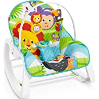 Fisher-Price Newborn to Toddler Rocker (Multicolour)