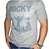 Retro Rocky Balboa Mens T Shirt David Beckham TShirt