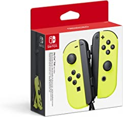 Joy-Con 2er-Set Neon-Gelb [Nintendo Switch]