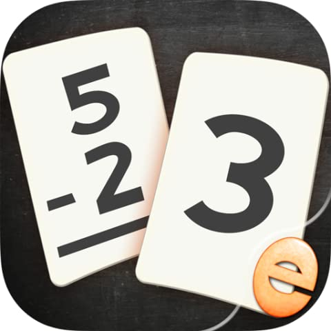 Jeux De Match Soustraction De Flashcard Pour Les Enfants De La Maternelle, 1Ère Et 2Ème Cartes Flash D