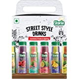 STORIA Assorted Pack of Street Style Drinks (Pack of 6)