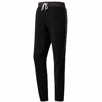 pantaloni adidas uomo nero l