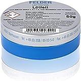 Felder Löttechnik 30-415005-0 Soldeervet zuur, 50 g i.doos