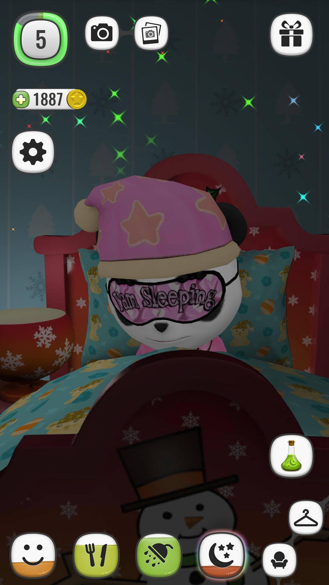 mon panda qui parle  amazon fr  appstore pour android