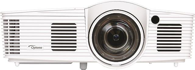 Optoma GT1080Darbee Kurzdistanz DLP Projektor (Full HD, 3000 Lumen, 28.000:1 Kontrast, 3D)