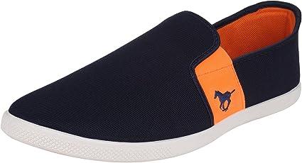 Sporter Men Black-383 Casual Loafers & Moccasins