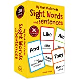 My First Flash Cards: Sight Words and Sentences (Flash Cards For Children)