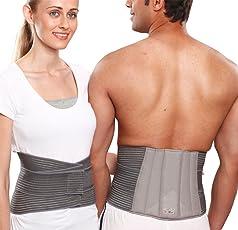 Tynor Flexible Lumbo Sacral Belt - Large