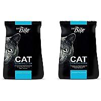 Petcrux Lets Bite Exclusive Scoopable Smart Bentonite Cat Litter, Lavender Flavor, 6 Kg (Let's Bite 6 Kg - Pack of 2…