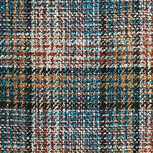 Fabulous Fabrics Mantelstoff Bouclé Metropolitain Lady - schwarz - Meterware ab 0,5m - zum Nähen von Jacken, Mäntel und Blazer -