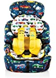 Cosatto Zoomi Car Seat | Group 1 2 3, 9-36 kg, 9 Months-12 years, Side Impact Protection, Forward Facing (Rev Up)
