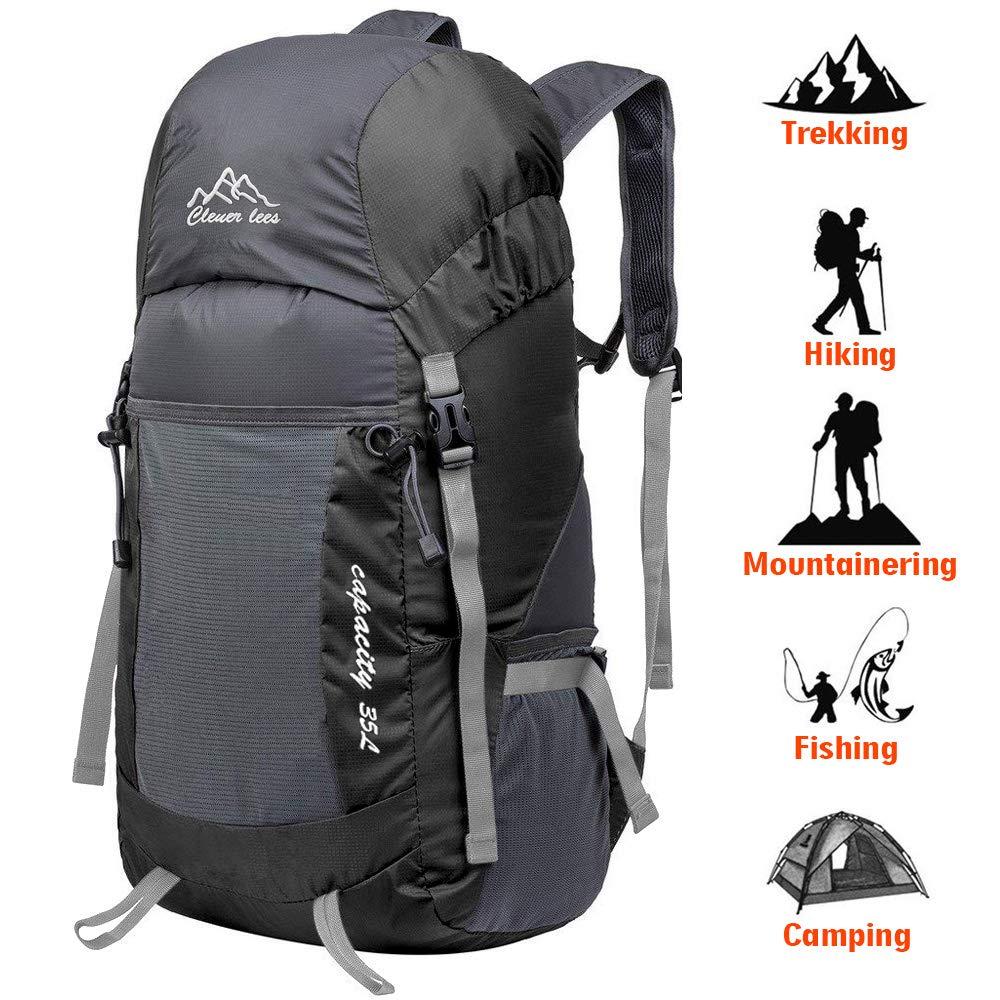 7fb356aedd DAMIGRAM Zaino Impermeabile Viaggio Zaino Trekking Escursionismo Alpinismo  Arrampicata Campeggio per Bici Escursionismo Alpinismo Arrampicata  Campeggio ...