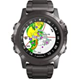 Garmin Uniseks horloges analoog, digitaal kwarts One Size Titan 87587363