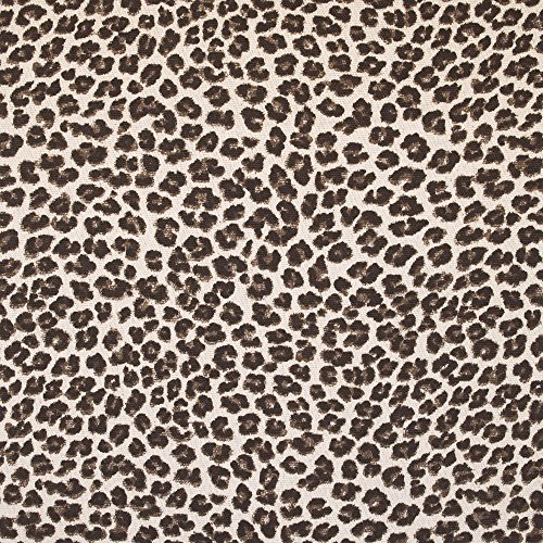 Cotton Tale Designs Here Kitty Leopard Print Fabric by Cotton Tale Designs (Leopard Kitty)