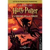 Harry Potter e l'Ordine della Fenice - Audiolibro CD MP3: Vol. 5