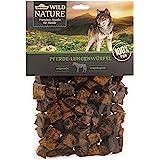 Dehner, Wild Nature, Snack per Cani, cubetti di polmone di Cavallo, 200 g