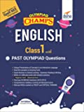 Olympiad Champs English Class 1 with Past Olympiad Questions 3rd Edition