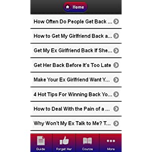 tips to win back your ex girlfriend