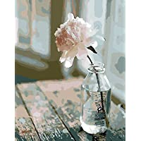 Electomania DIY Oil Painting by Numbers Kit, Paint by Number Kit for Kids Adults Students Beginner DIY Canvas Painting…